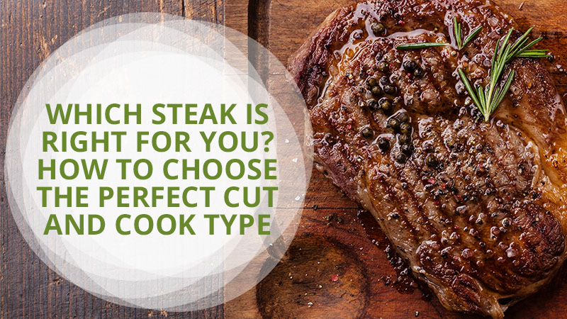 Which Steak is Right For You? How to Choose the Perfect Cut and Cook Type