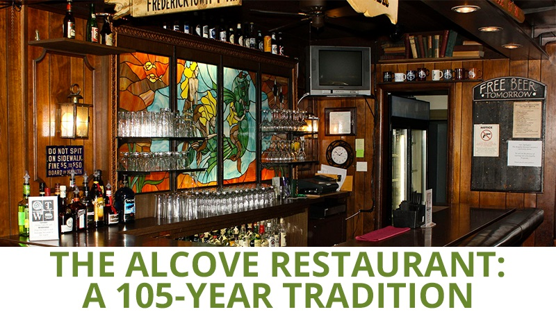 The Alcove Restaurant: A 105-Year Tradition