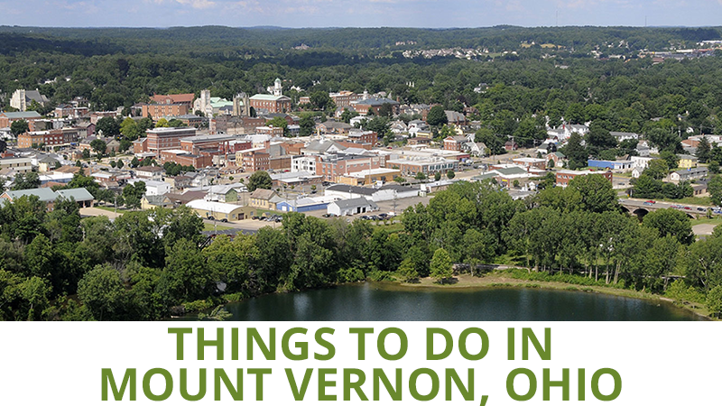Things to Do in Mount Vernon, Ohio