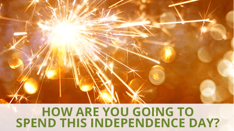 How Are You Going to Spend This Independence Day?